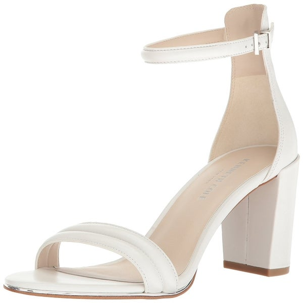 Kenneth Cole New York Womens Lex Open Toe Ankle Strap D-orsay Pumps