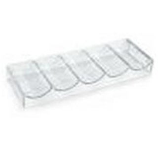 Brybelly GPCA-001 Acrylic Chip Tray, No Lid