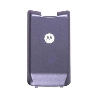 OEM Motorola K1 Extended Battery Door - Gray