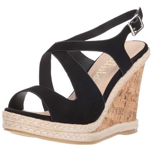 849618806e2 Shop Callisto Women s Brielle Wedge Sandal - Free Shipping On Orders ...