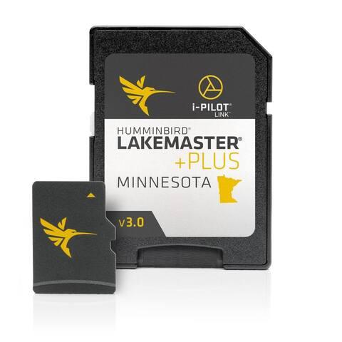 Humminbird hcmnp7 lakemaster plus minnesota microsd