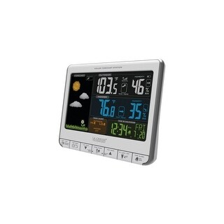 La Crosse Technology LCR3081412SG Color Weather Station