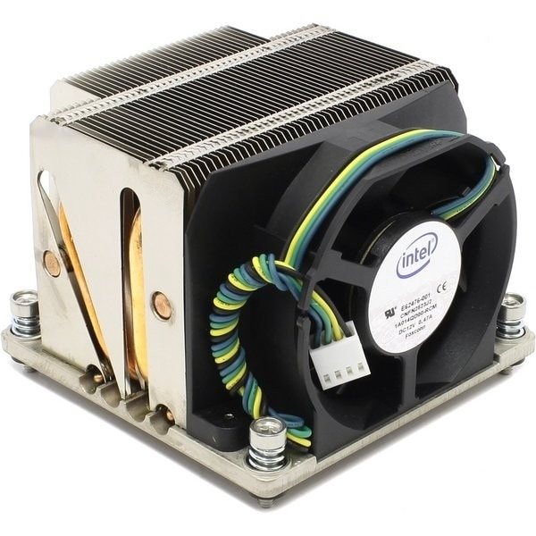 Intel - Intel Combo Cooling Kit For E5 26Xx Cpu