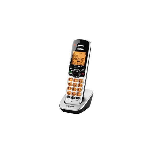 Uniden DCX170 Additional Cordless Handset for D1700 Series Phone w/ Interference Free Communication