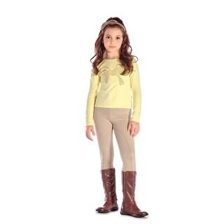 Girl Leggings Kids Riding Pants Equestrian Apparel Winter Pulla Bulla 2-10 Years
