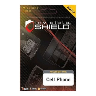 Zagg Invisible Shield Screen Protector for Huawei U9000 Ideos X6 - Clear