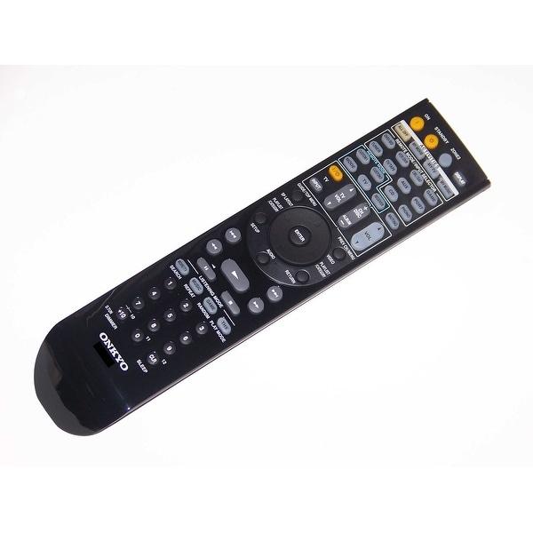 OEM Onkyo Remote Control Originally Shipped With: TXSR707, TX-SR707