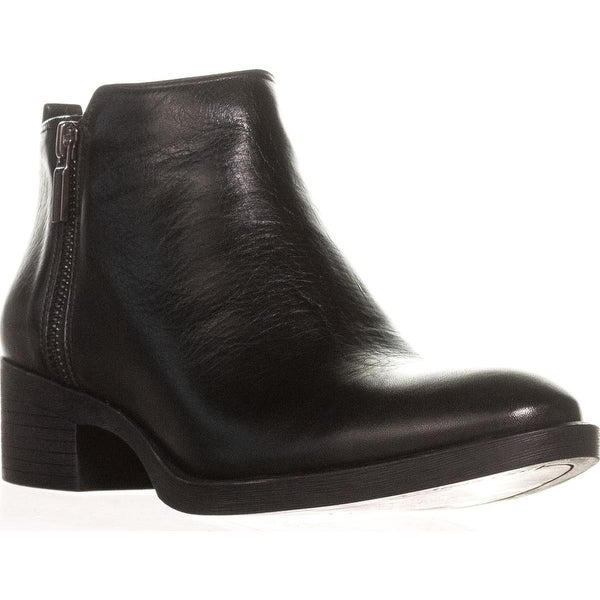Kenneth Cole New York Levon Ankle Booties, Black