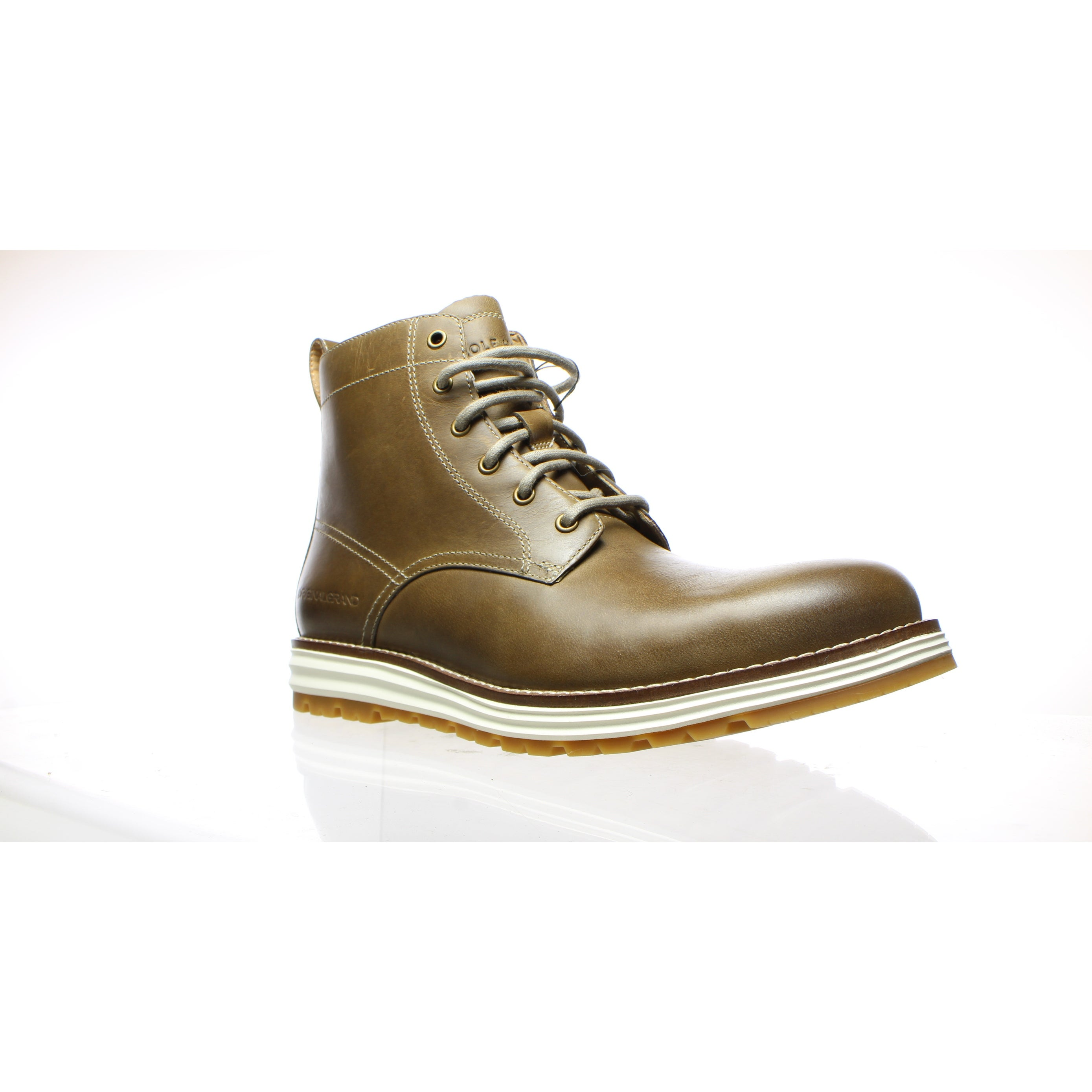 Boot Khaki Ankle Boots Size