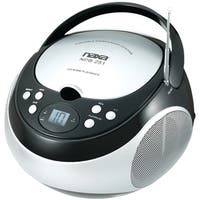 Naxa Portable Cd Player With Am And Fm Radio (black)