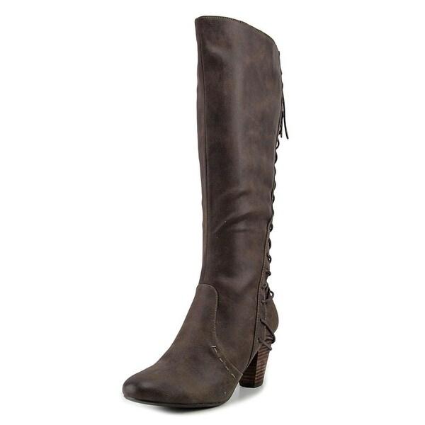 Report Marisa Brown Boots