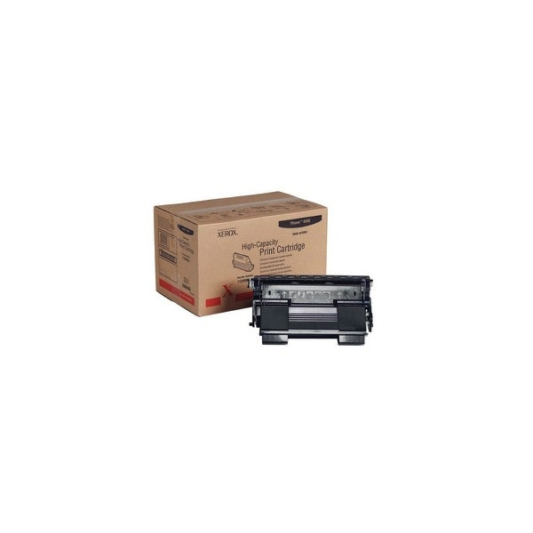 Xerox High Capacity Toner Cartridge - Black 113R00657 High Capacity Toner Cartridge - Black
