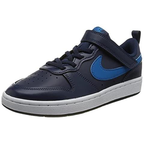 Nike Sneaker, Midnight Navy Imperial Blue Bl, 4.5 US Unisex Big Kid