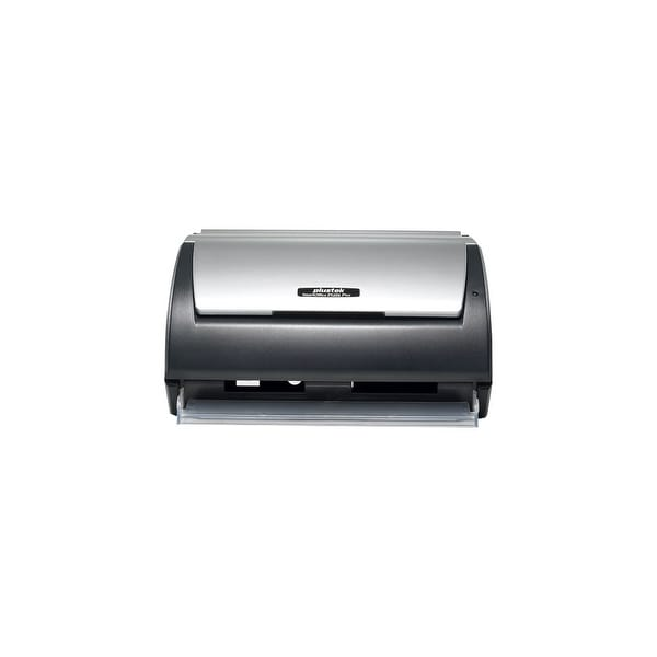 Plustek 783064645850 Plustek SmartOffice PS286 Plus-G Sheetfed Scanner - 600 dpi Optical - 48-bit Color - 16-bit Grayscale - 25