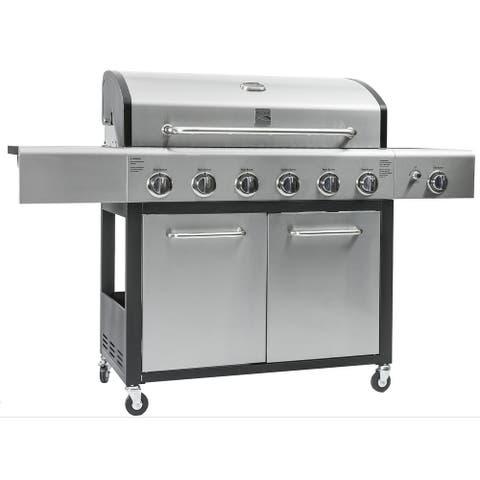 Kenmore 6 Burner with Side Burner XL Grill