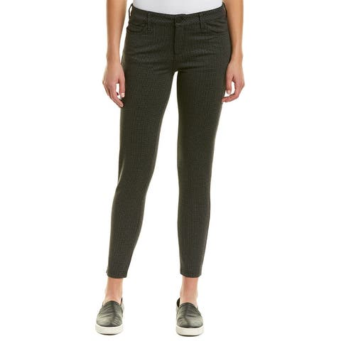 Kut From The Kloth Donna Black & Grey Ankle Skinny Leg