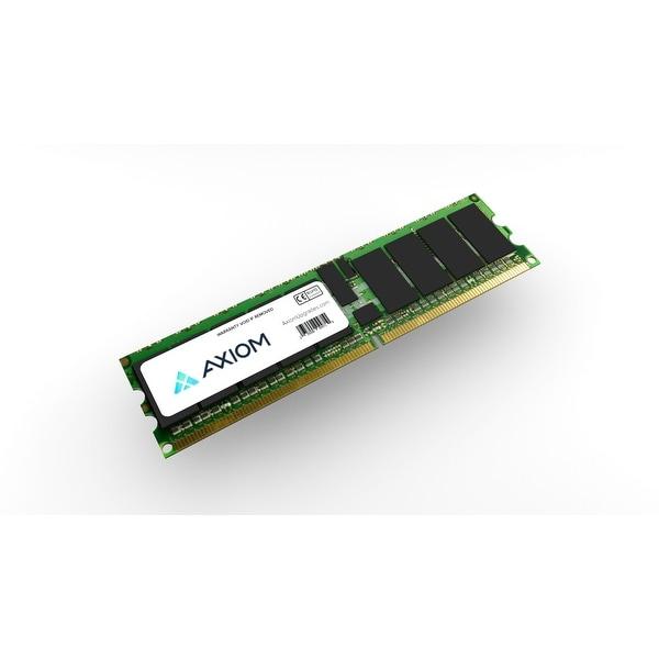 Axion A0742803-AX Axiom 4GB DDR2 SDRAM Memory Module - 4GB - 400MHz DDR2-400/PC2-3200 - DDR2 SDRAM - 240-pin DIMM