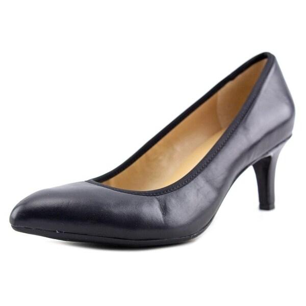 Naturalizer Oden Women Black Heels - 8