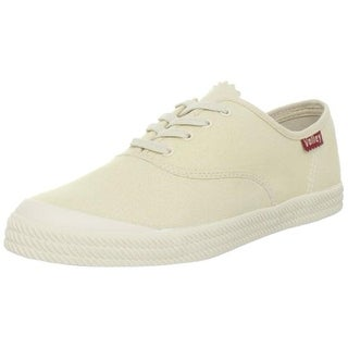 Volley Mens Leather Lined Grommet Casual Shoes