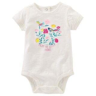 OshKosh B'gosh Little Things Bodysuit , 18 Months