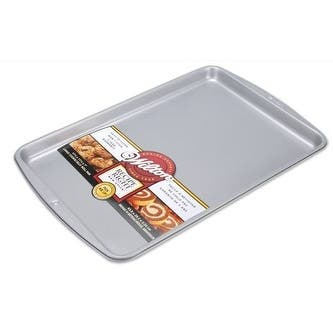 "Wilton 2105-968 Recipe Right Large Cookie/Jelly Pan, 17-1/4"" x 11-1/2"""