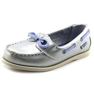 Osh Kosh Georgie-G Moc Toe Synthetic Boat Shoe