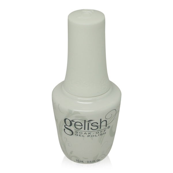 Gelish - Soak-Off Gel Polish French White Creme-Sheek White