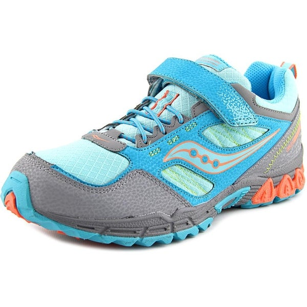 Saucony EXCR SHLD Round Toe Synthetic Running Shoe