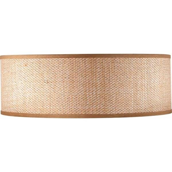 "Volume Lighting V0044 Esprit 4.75"" Height Drum Shade"