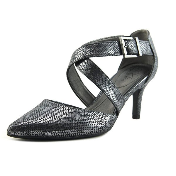 Life Stride See This Women Blk Snk Pumps