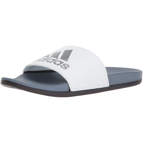 590d911be426 Shop Adidas Men s Adilette Cf+ Logo Slide Sandal