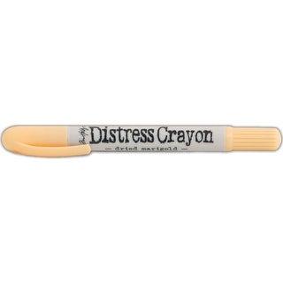 Tim Holtz Distress Crayons-Dried Marigold