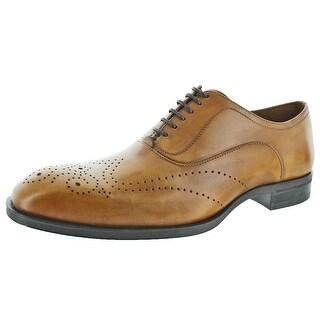 Donald J Pliner Sven Men's Leather Oxford Dress Shoes