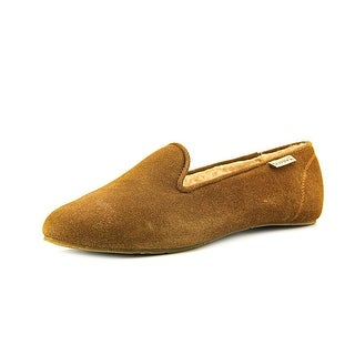 Bearpaw Octavia Women Round Toe Suede Slipper