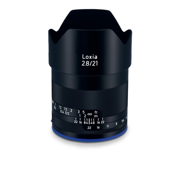 Zeiss Loxia 2.8/21 Super-Wide Angle Lens for Compact E-Mount Full Frame Cameras - black