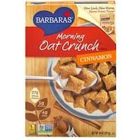 Barbara's Bakery - Cinnamon Morning Oat Crunch Cereal ( 6 - 14 OZ)
