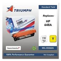 Triumph Remanufactured 648A Toner Cartridge - Yellow Toner Cartridge