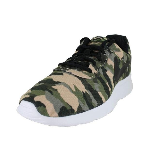 77c58977557a Shop Nike Mens Tanjun Prem Cargo Khaki Black Olive Size 8.5 - Free ...