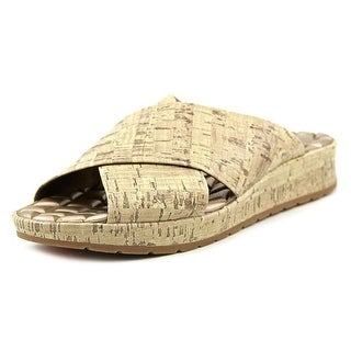 Life Stride Positive Open Toe Synthetic Slides Sandal