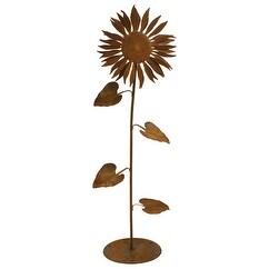 Patina Products S664 Small Sun Flower Garden Sculpture