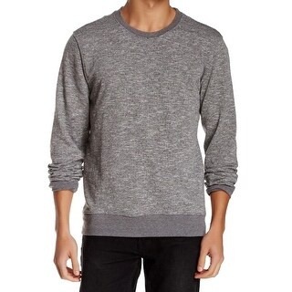 THREADS 4 THOUGHT NEW Gray Heather Mens Size 2XL Crewneck Sweater