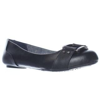 Dr. Scholl's Frankie Dress Ballet Flats, Black