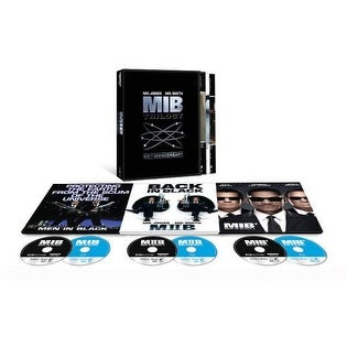 Men in Black Trilogy: 20th Anniv. Ed. - 4K Ultra HD Blu-ray
