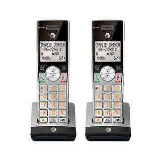 """AT&T CL80115 (2-Pack) Cordless Handset"""