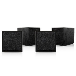 Tivoli Audio CUBE Wireless Speakers - Set of 4