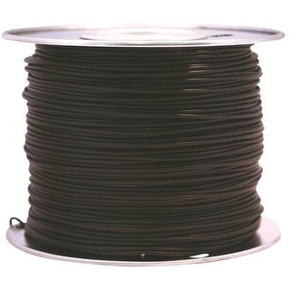 Coleman Cable 55667323 Primary Wire, 18 Gauge, 100', Black