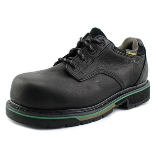 HyTest by Wolverine Footrests Oxford Composite Toe Men Work Boot