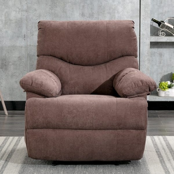 Home Powered Recliner Chair with 8 Point Remote Control Massage. Opens flyout.