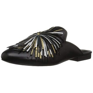 Kenneth Cole New York Women's Wallice Firework Tassel Flat Mule