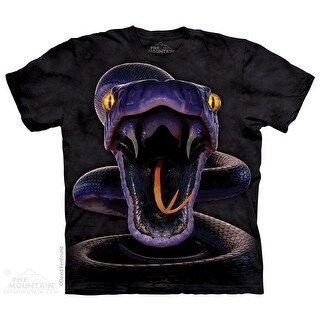 Snake Strike T-Shirt by The Mountain - Youth